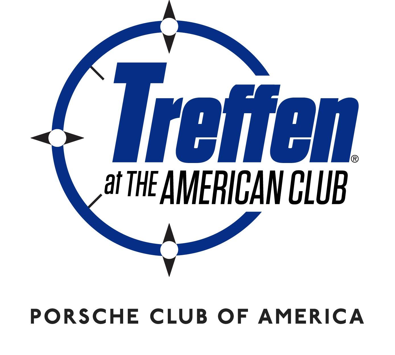 Porsche Club of America Event - Treffen at The American Club