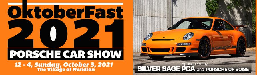 Porsche Club of America Event - Oktoberfast 2021