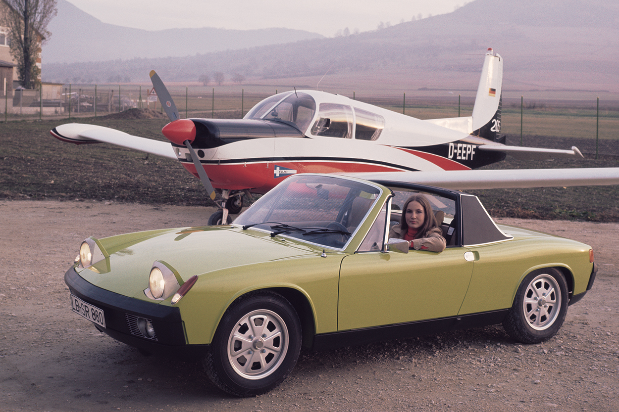 Model Guide: 914 — The VW-Porsche