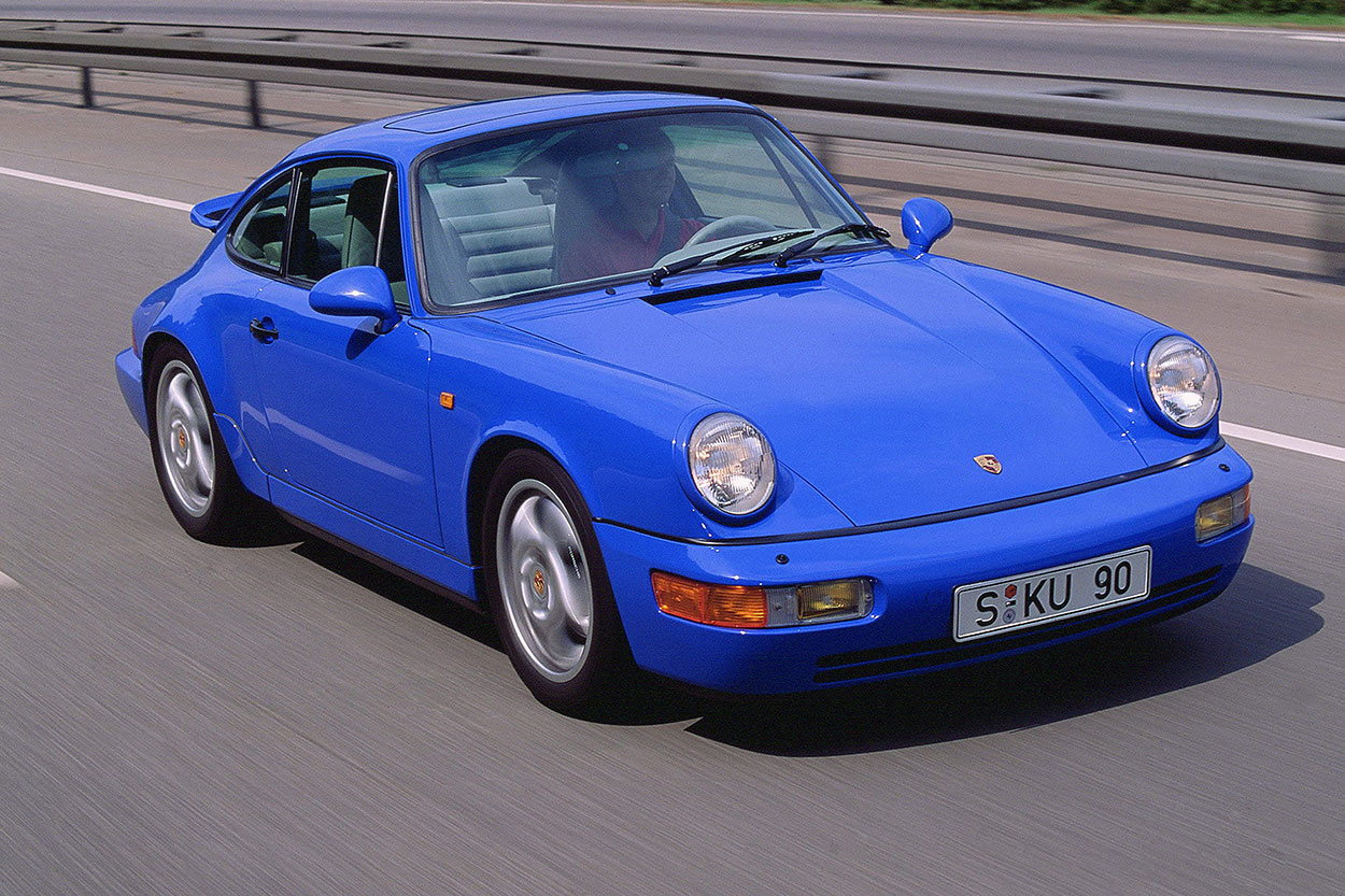 Model guide the 964 was a new 911 with classic looks porsche club model guide the 964 was a new 911 with classic looks publicscrutiny Choice Image