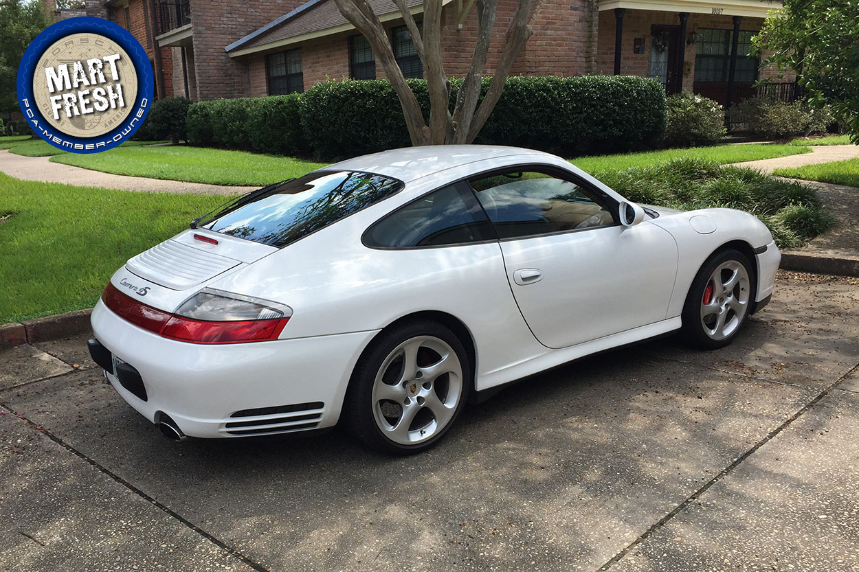 mart fresh low mileage carrera 4s high mileage 996 turbo or 968 in between porsche club of. Black Bedroom Furniture Sets. Home Design Ideas