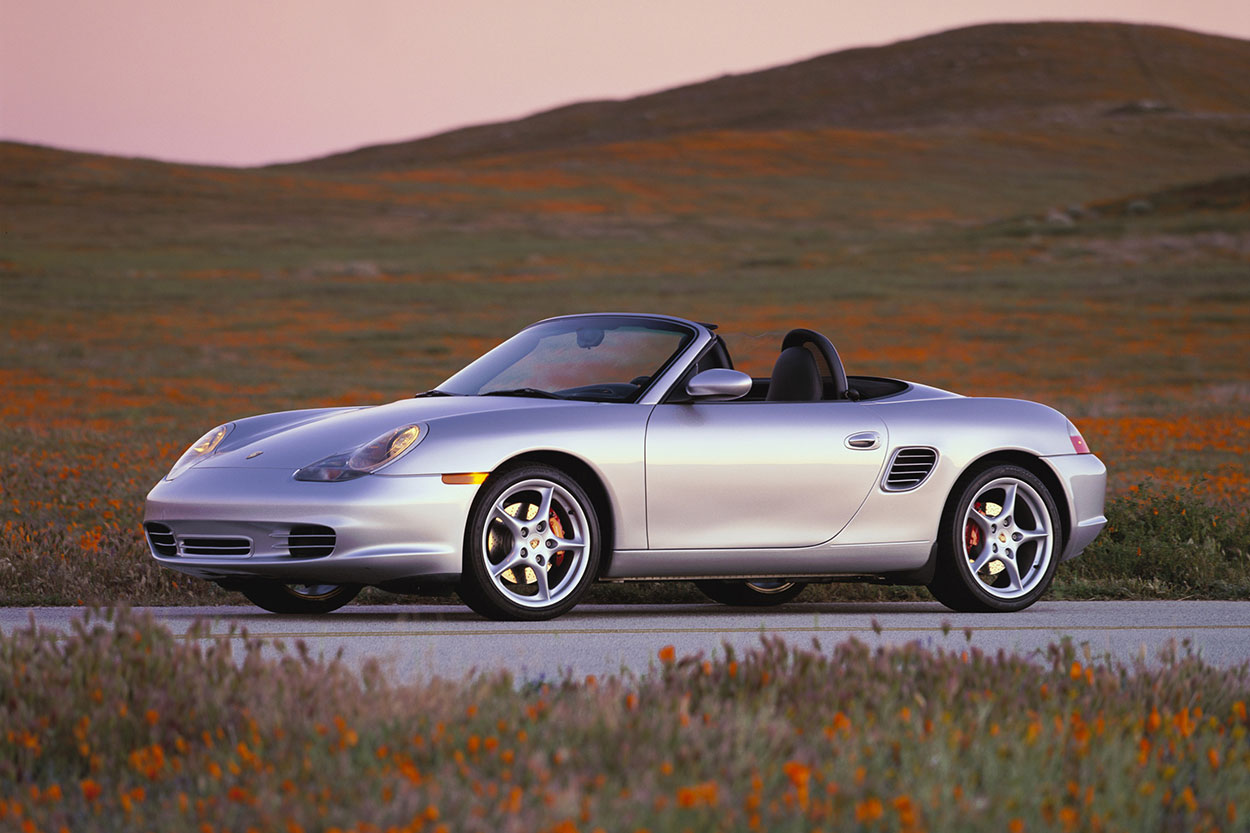 Model Guide: First-generation Boxster — an affordable flat-six powered  roadster