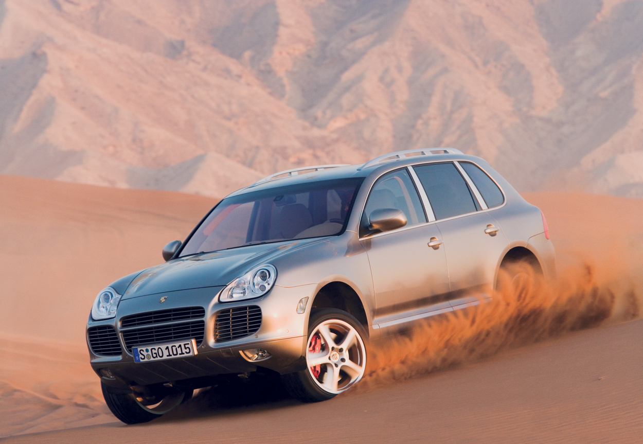 Why The 2006 Cayenne Turbo S Is A Porsche We Should All Be Shopping For Porsche Club Of America