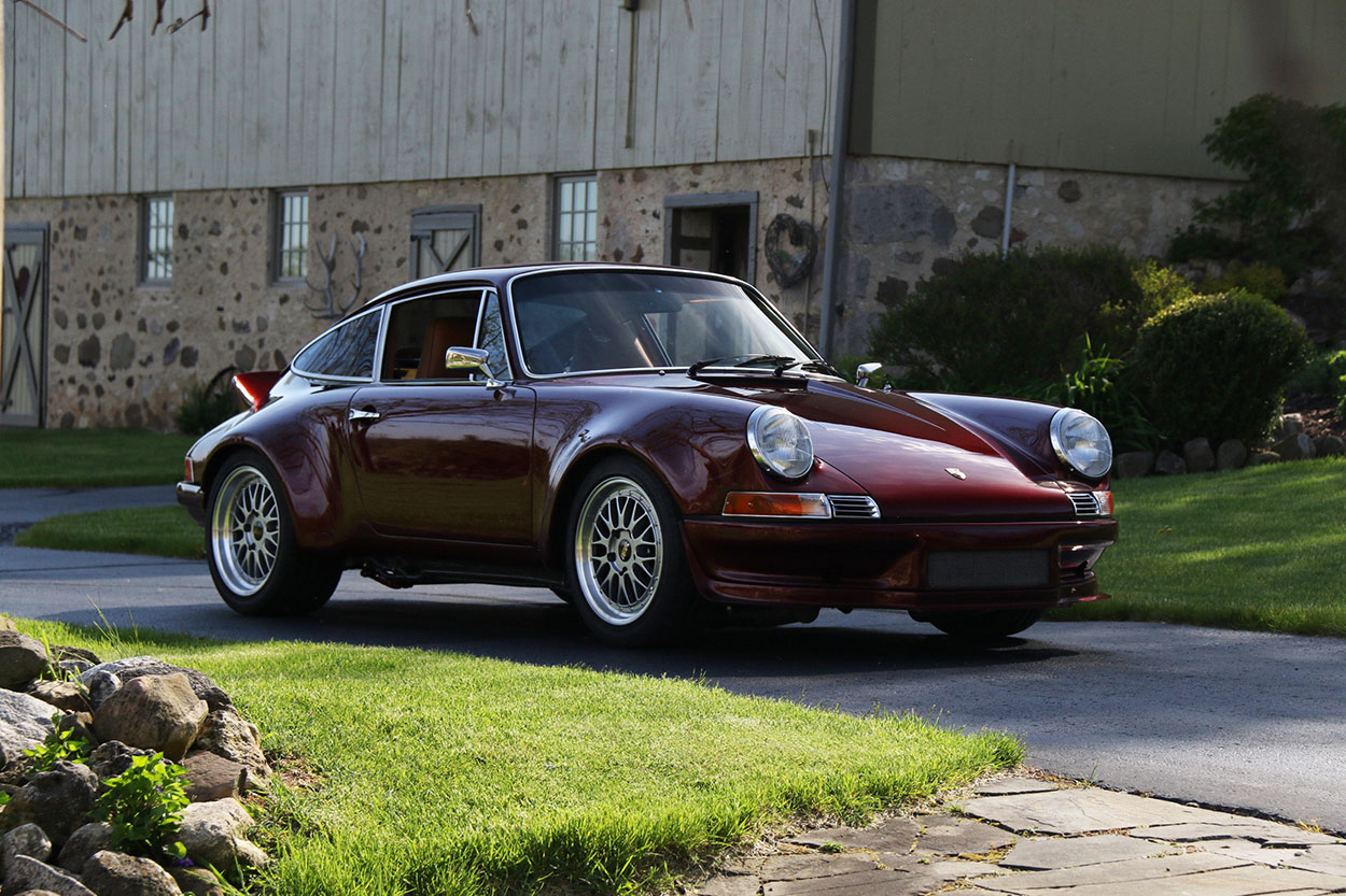 Convalescence To Confluence How One Mans Porsche 912 Got A New Six 996 Engine Cylinder Diagram Heart