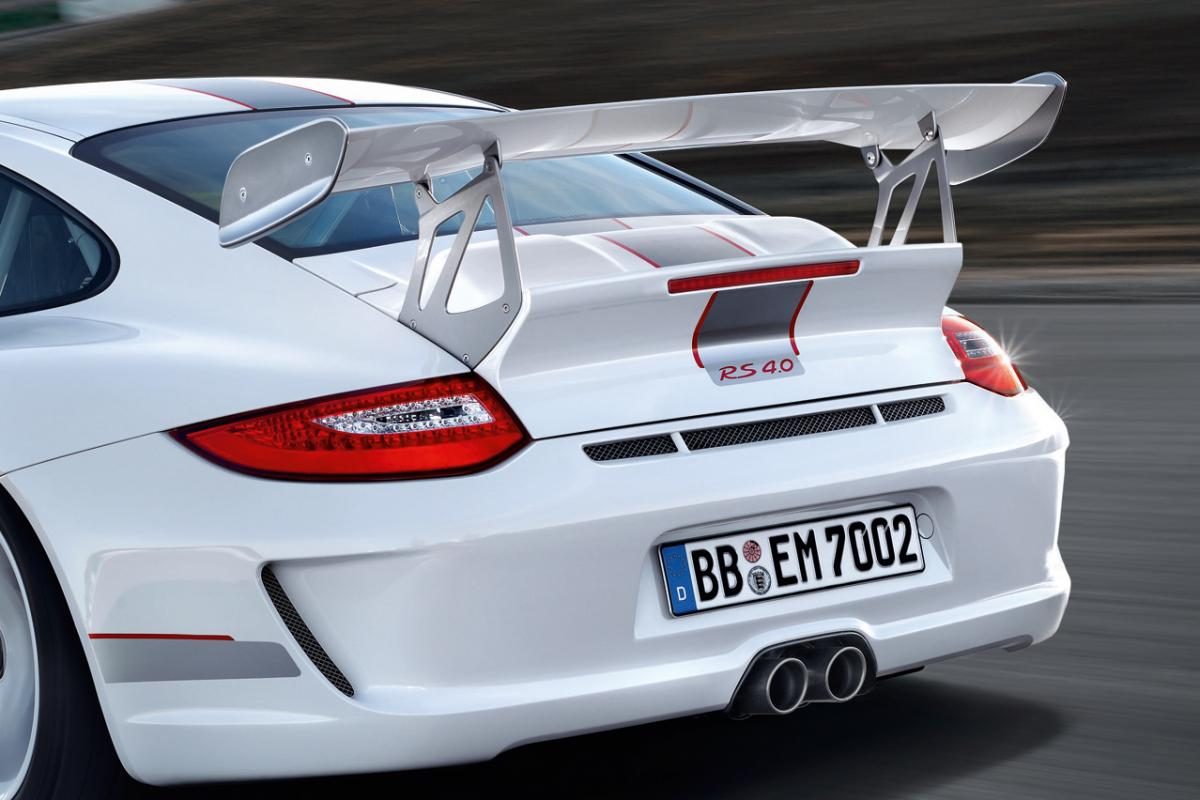 991 GT3 RS 4.0 specifications leaked | Porsche Club of America