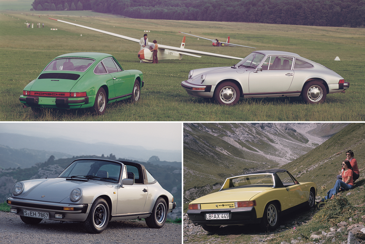 Whats Driving The Entrylevel Aircooled Porsche Market - Vintage porsche dealer
