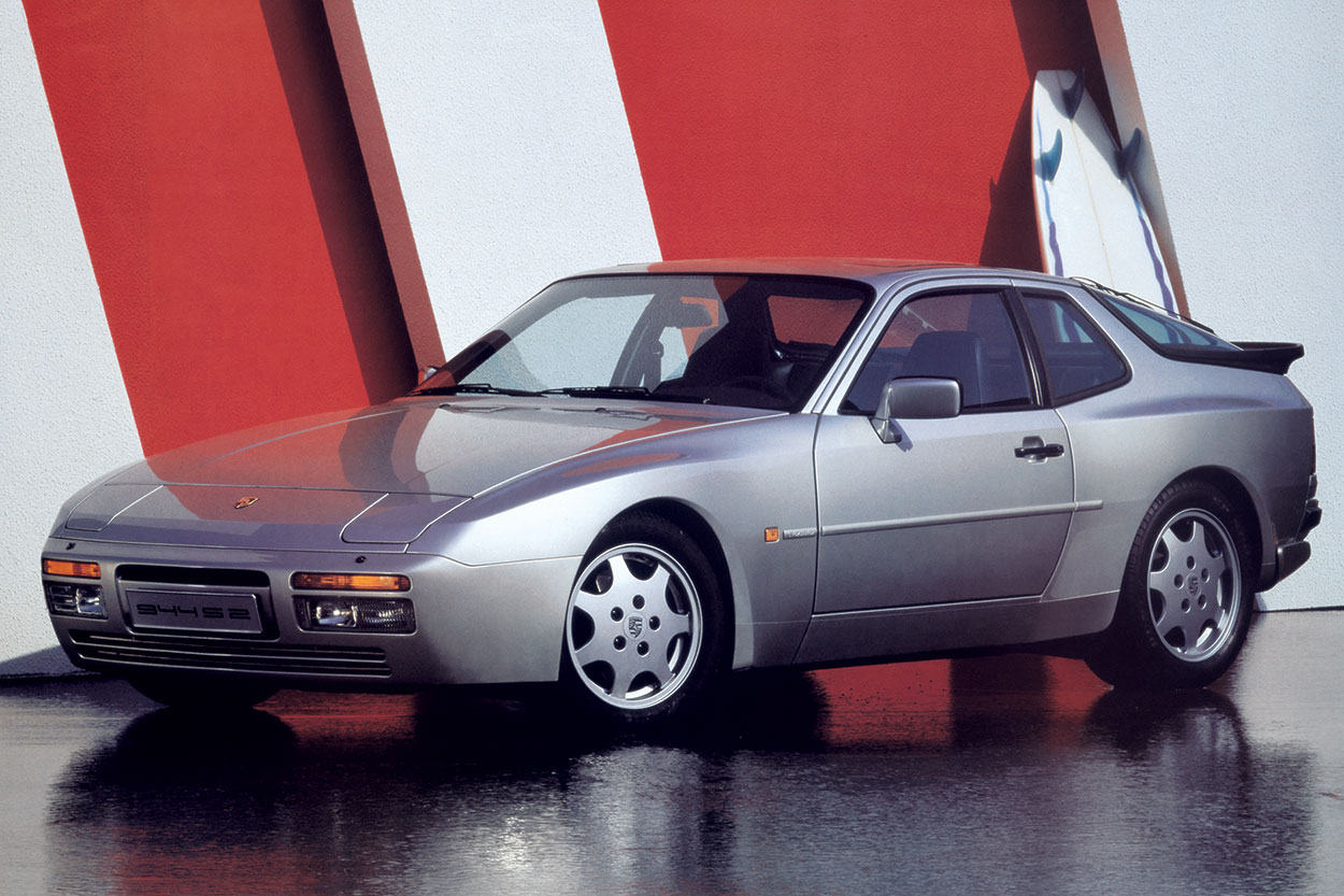 Model Guide: Front-engined, four-cylinder Porsche sports cars — Part II