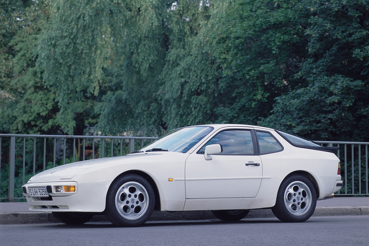 Model Guide: Front-engined, four-cylinder Porsche sports cars — Part I