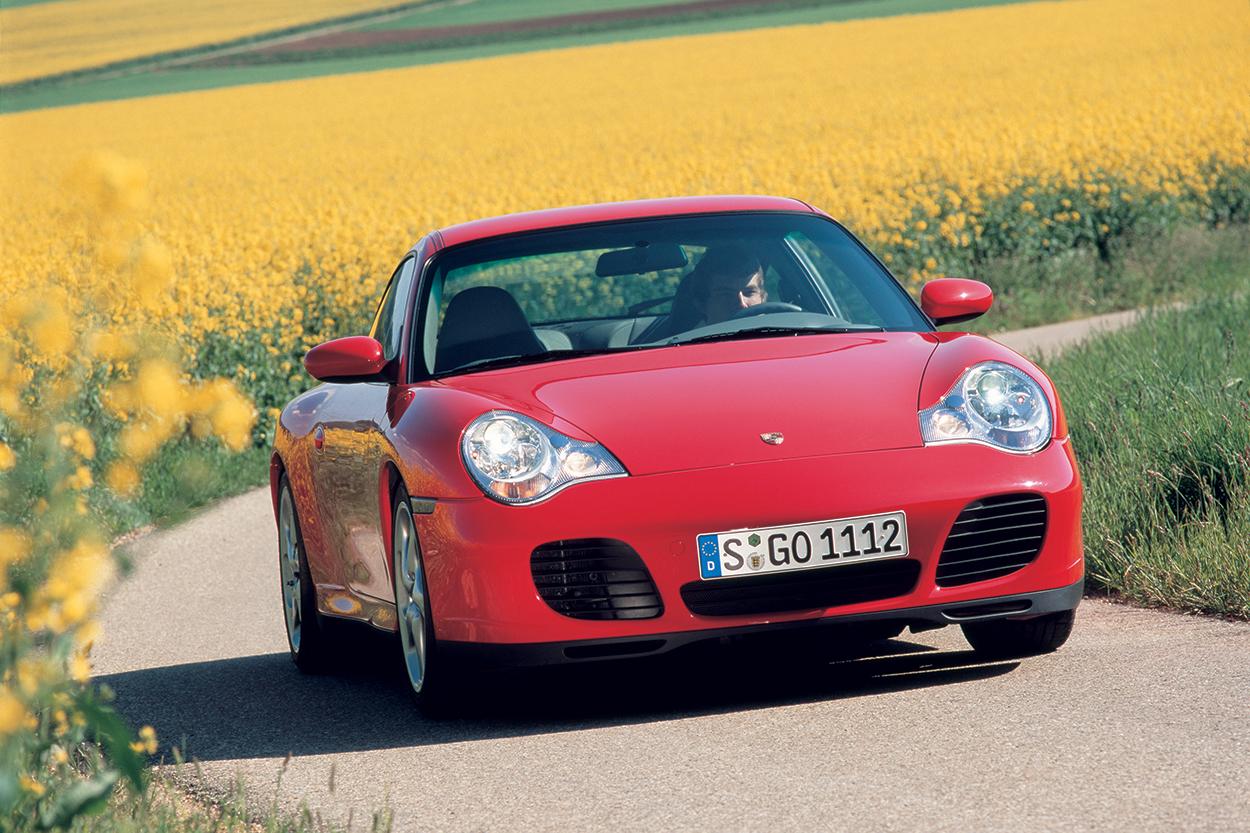 Model Guide The 996 Generation 911 Part I Porsche Club