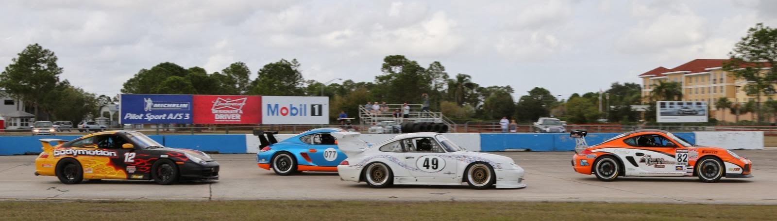 Club Racing Porsche Club Of America - Porsche club racing