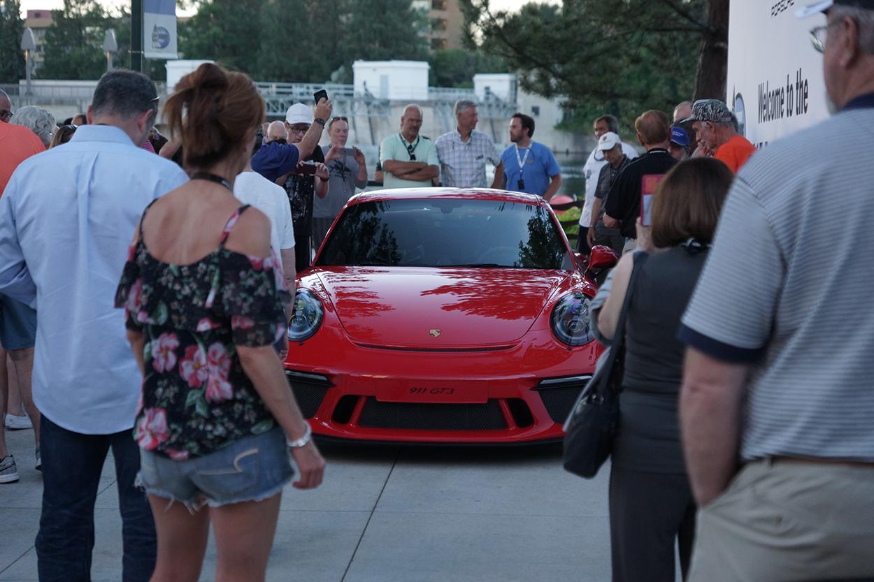 Porsche Parade In Spokane Was Largest Ever W Video