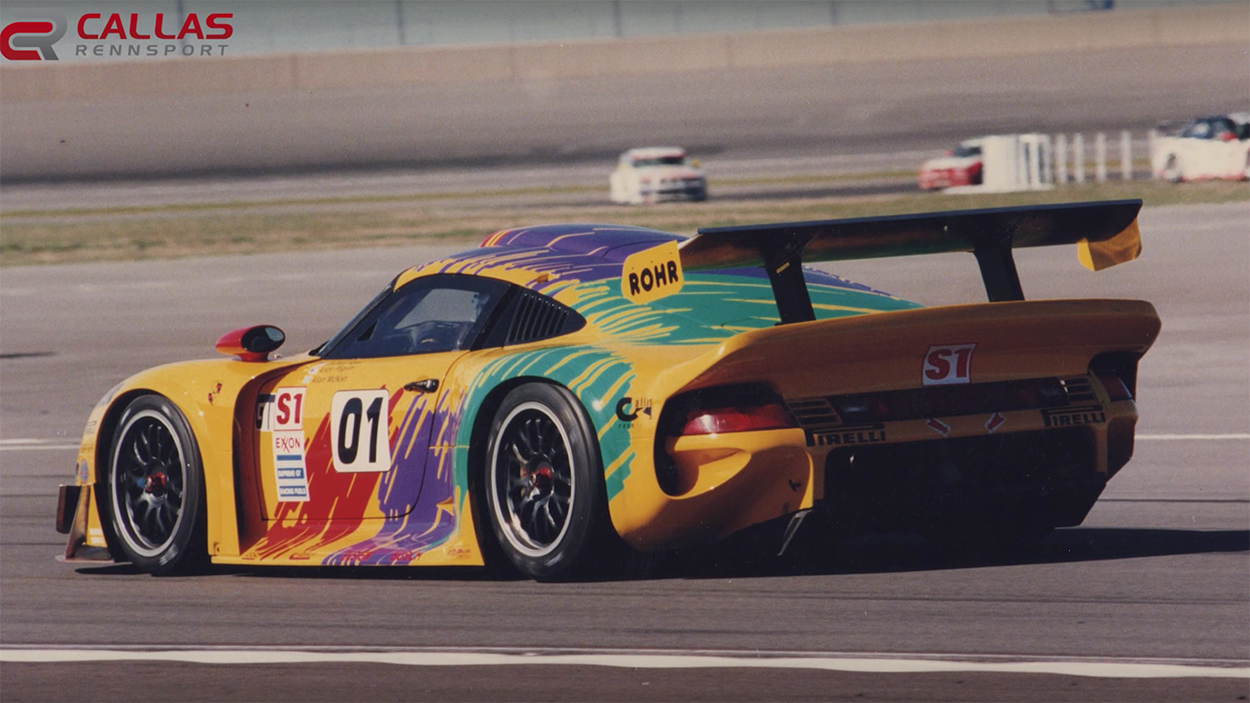Video: Historian, racer go in-depth about the 911 in motorsports ...