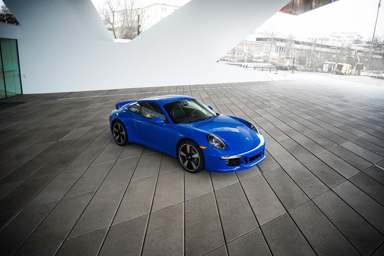 Pca And Porsche Unveil 2015 911 Gts Club Coupe W Video Porsche