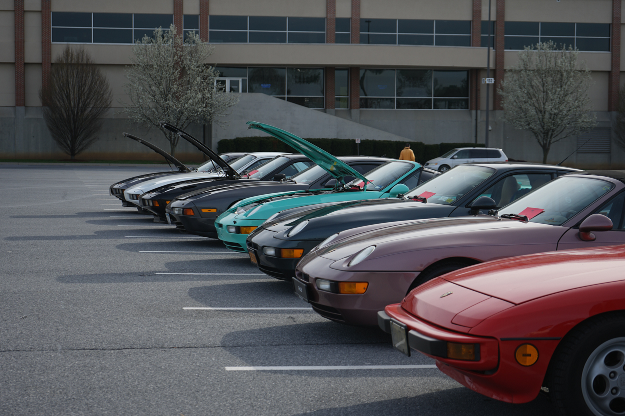 Five Of The Most Interesting Things At The Hershey PorscheOnly Swap - Hershey car show 2018 dates