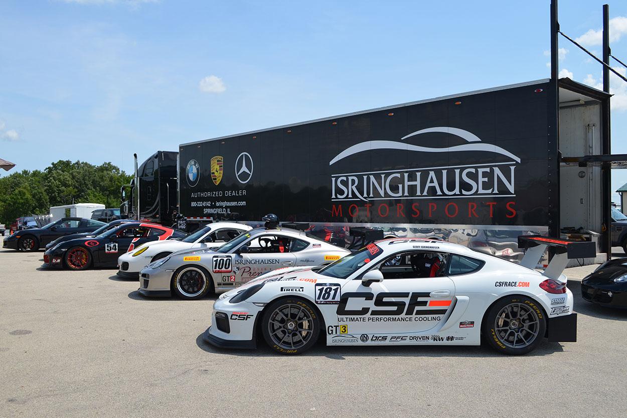 Pca Driver Isringhausen S Luxury Car Dealership Turned Powerhouse