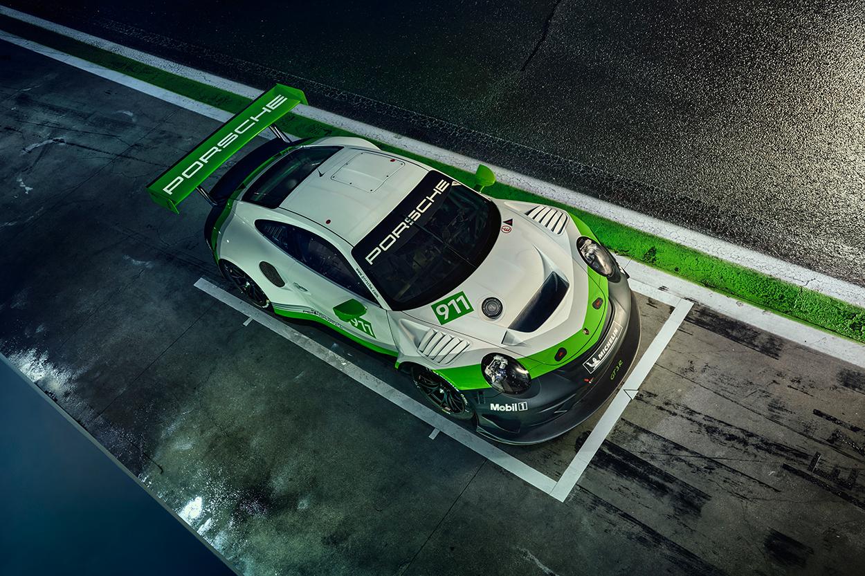 Porsche Uncovers New 550 Horsepower 911 Gt3 R Race Car Based On Gt3