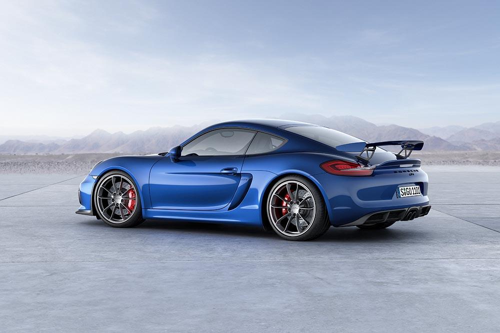 Cheap Car Dealerships >> Porsche unveils Cayman GT4 | Porsche Club of America