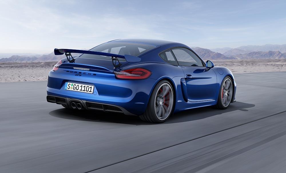 highest rated news - 2015 Porsche Cayman Gt4 Interior
