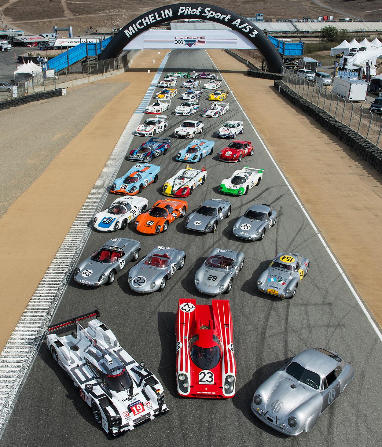 Panorama Porsche Car: PCNA Chief Says Porsche Rennsport Reunion VI Scheduled For