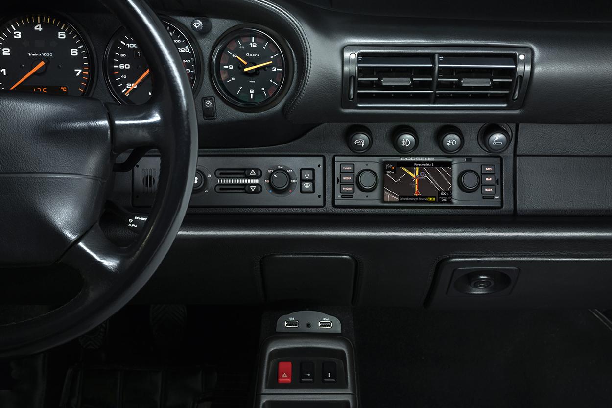 Porsche classic radio now available in north america w video