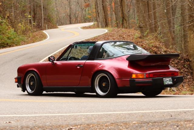 Barn Find 911 Awakened After Decade Of Storage Porsche