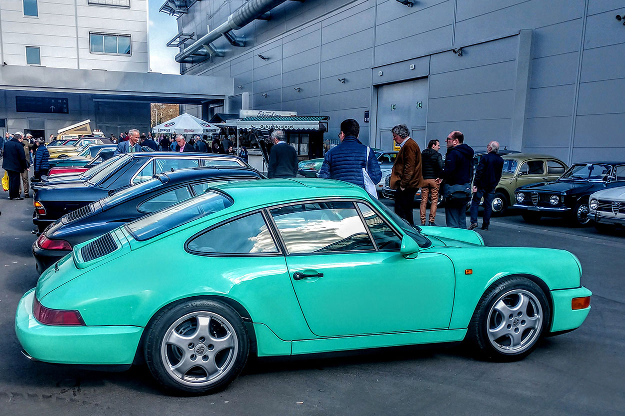 Whats Going On With The Porsche Market In Germany