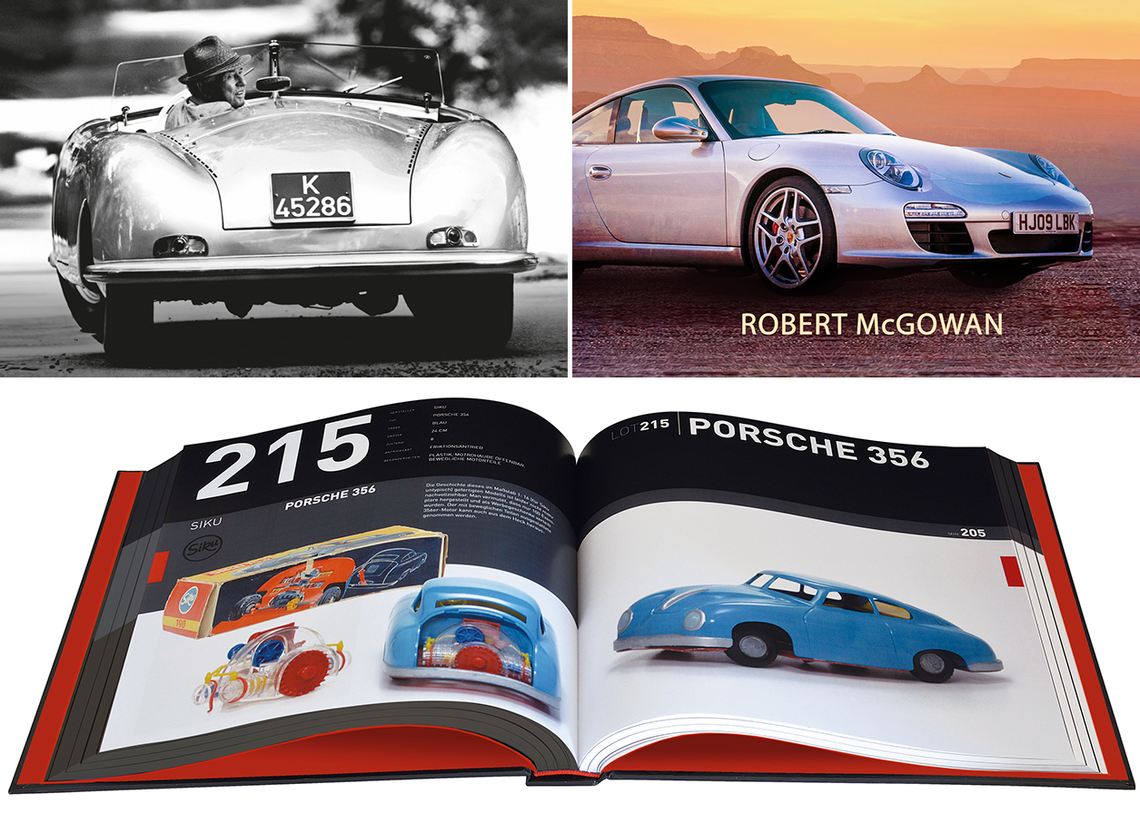 Book Reviews Model Cars 70 Year Porsche History And 911 Ownership