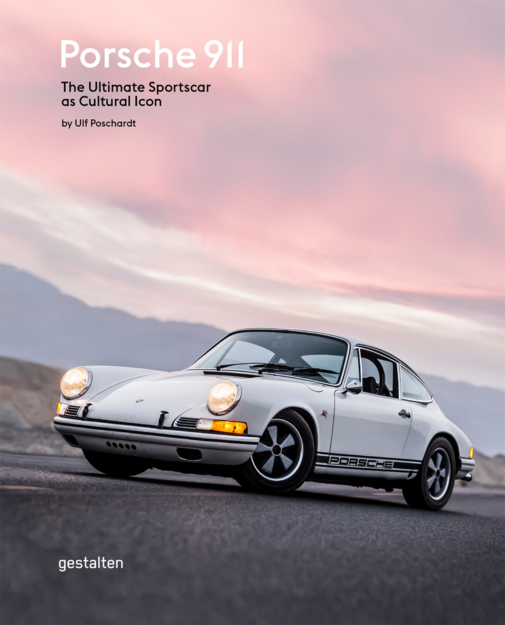 Book Review: Porsche 911: The Ultimate Sportscar As