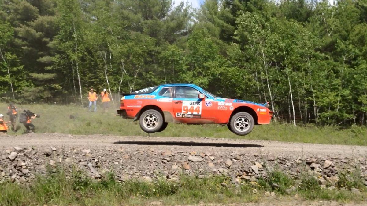 Pca Members Competed In Porsche 944s At Pennsylvania Rally