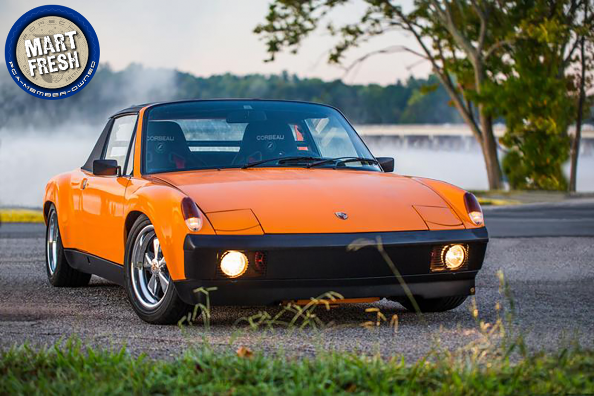 Mart Fresh: A rear-, mid-, or front-engined classic Porsche?
