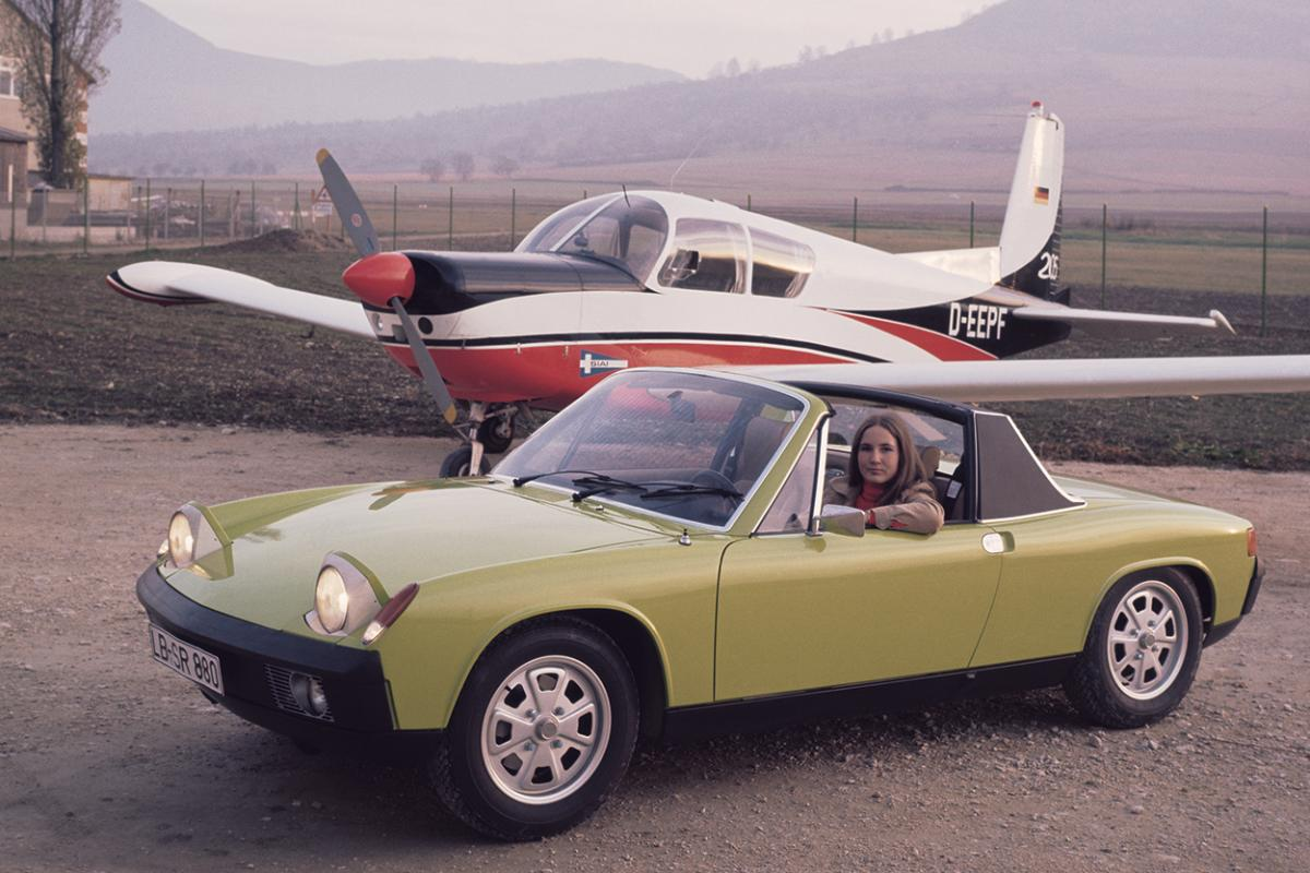 Model Guide: 914 — The VW-Porsche | Porsche Club of America