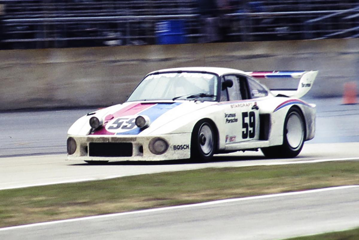 Brumos to be celebrated at 59th Daytona 24 with six special Porsches