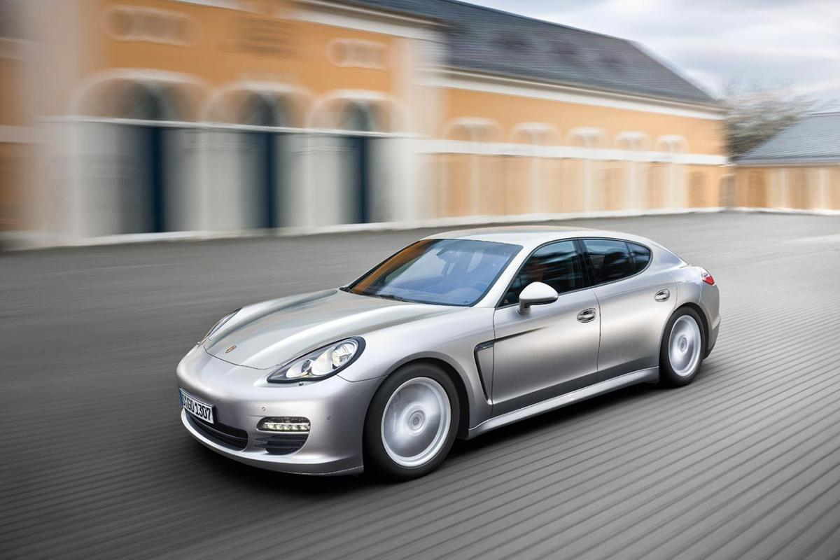 photo of Why an early Panamera is a Porsche we should all be shopping for image