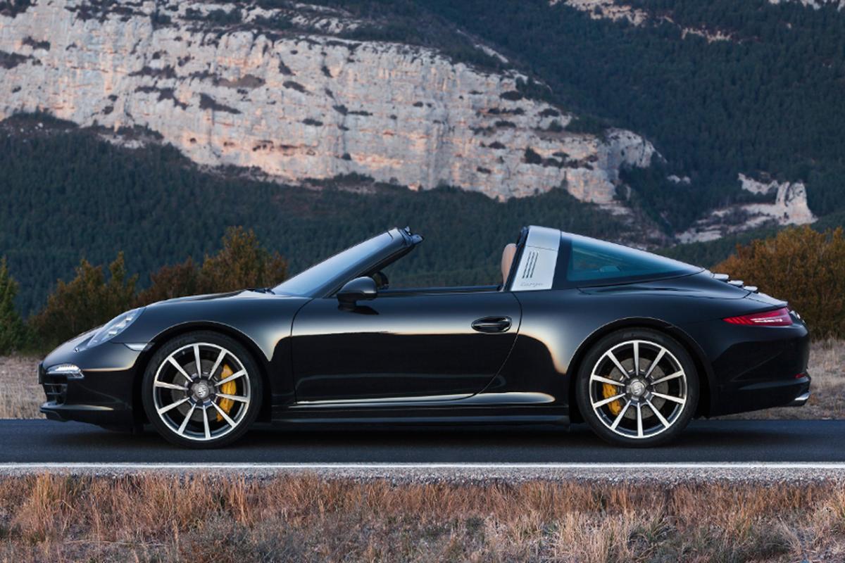 Porsche Takes Top Off 2015 911 Targa 4 And 4s Porsche
