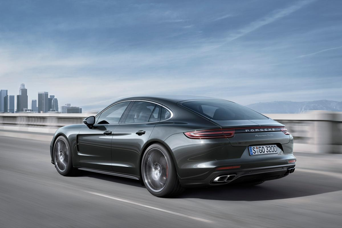 New Sleeker 2017 Porsche Panamera Maintains Its Roots Breaks A Nurburgring Lap Record W Video