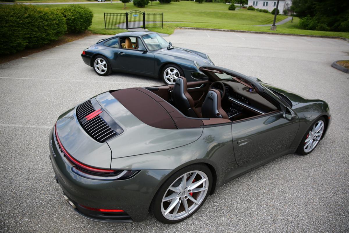 2020 Porsche 911 Carrera 4s Cabriolet Caters To Your Senses Porsche Club Of America