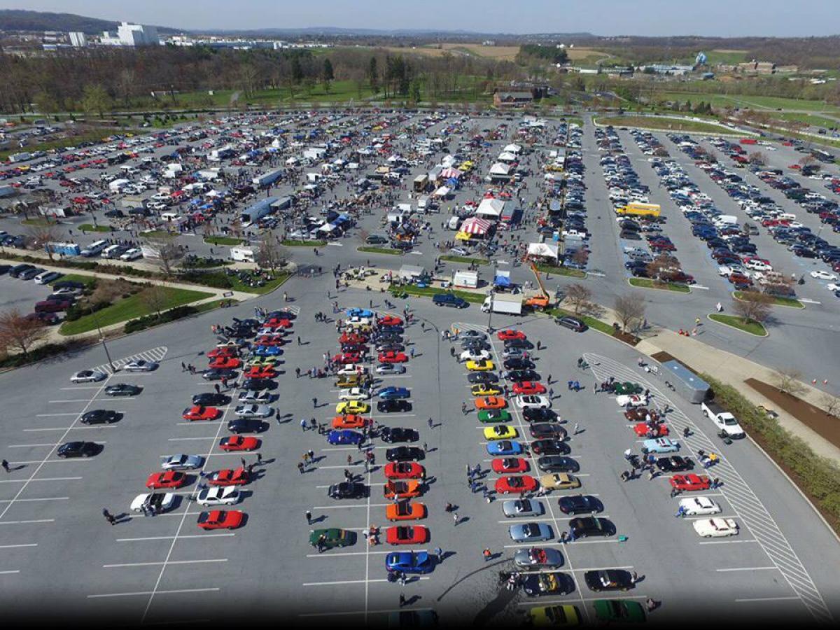 Hershey Car Show 2020.Porsche Only Swap Meet Hershey Pa Porsche Club Of America