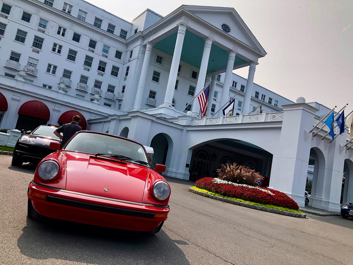Treffen at The Greenbrier: Back to Making Memories