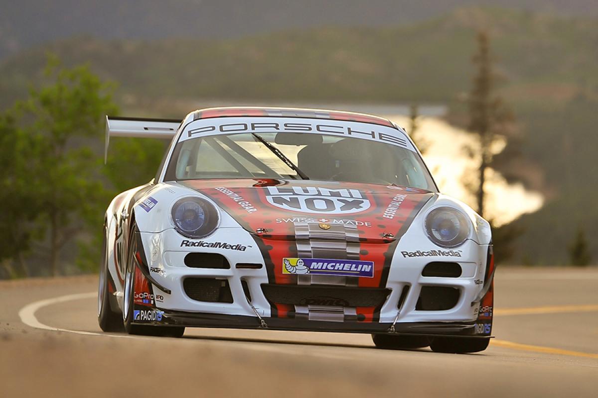 Porsches At Pikes Peak 2017 W Video