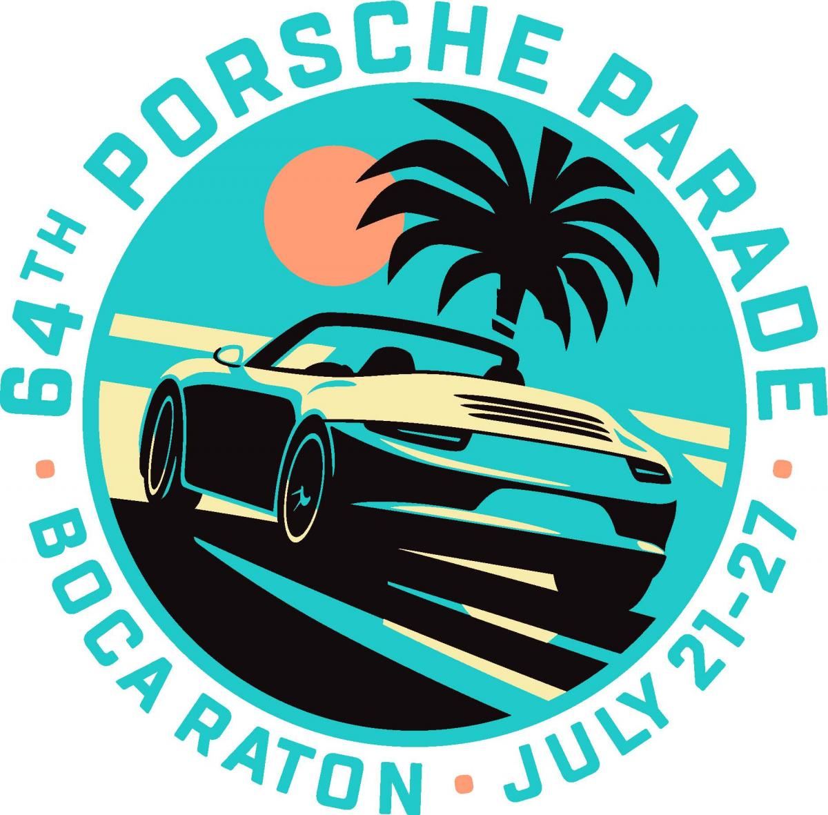 2019 Porsche Parade @ Boca Raton Resort and Club | Boca Raton | Florida | United States