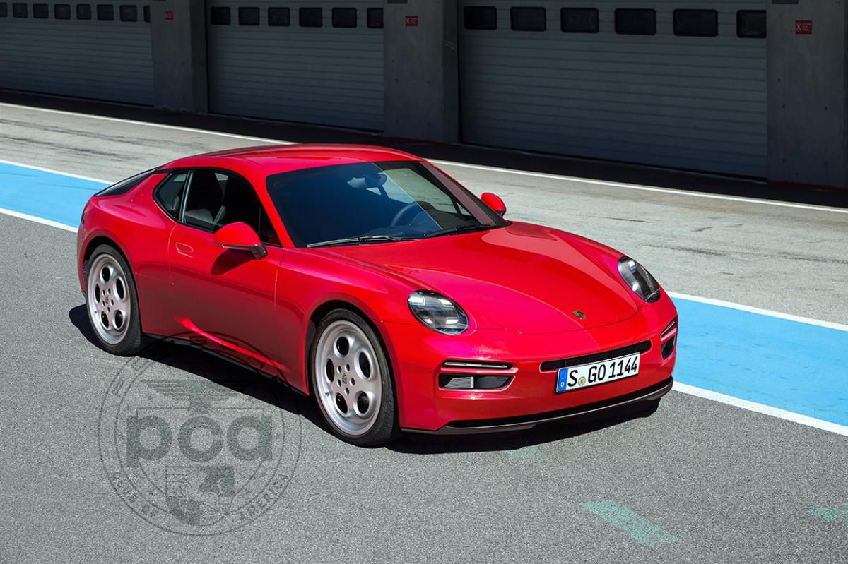 photo of Farewell to the lightweight sports car? image
