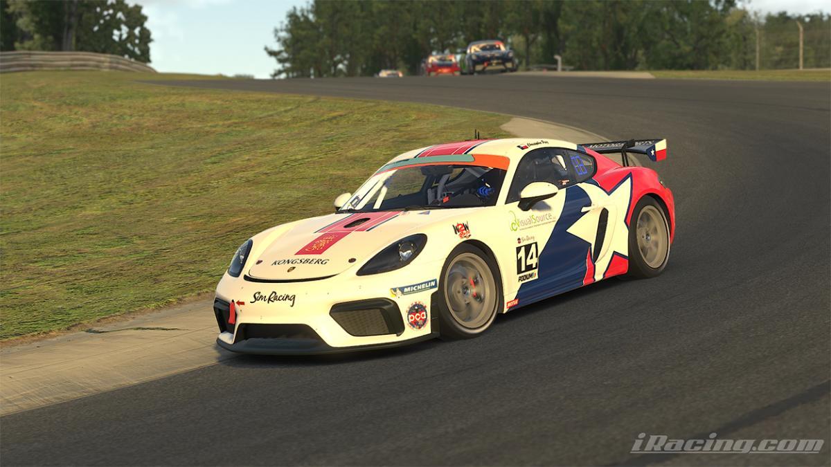 PCA Sim Racing: Series 5, Event 3 recap: Barber Motorsport Park