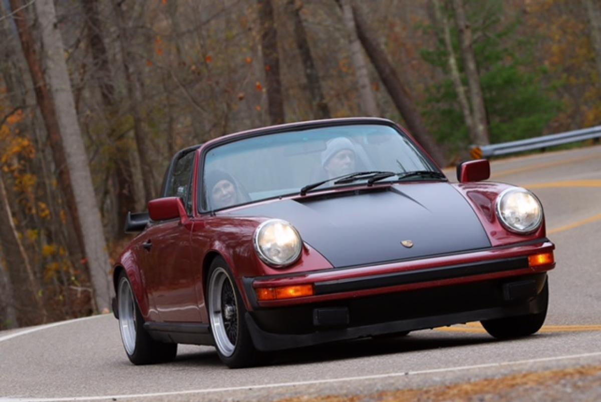 Barn Find 911 Awakened After Decade Of Storage