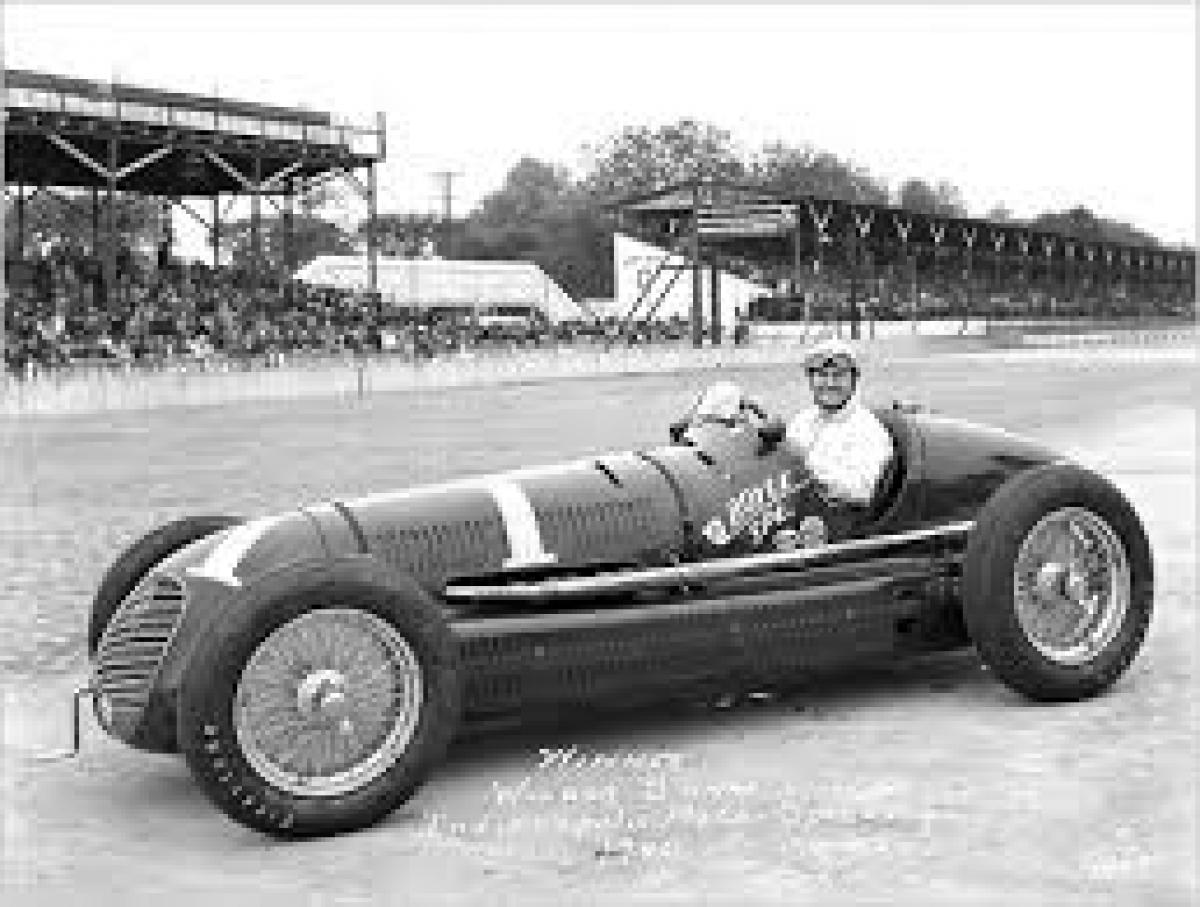 Michiana Goes to Vintage Races at Indianapolis Motor Speedway ...