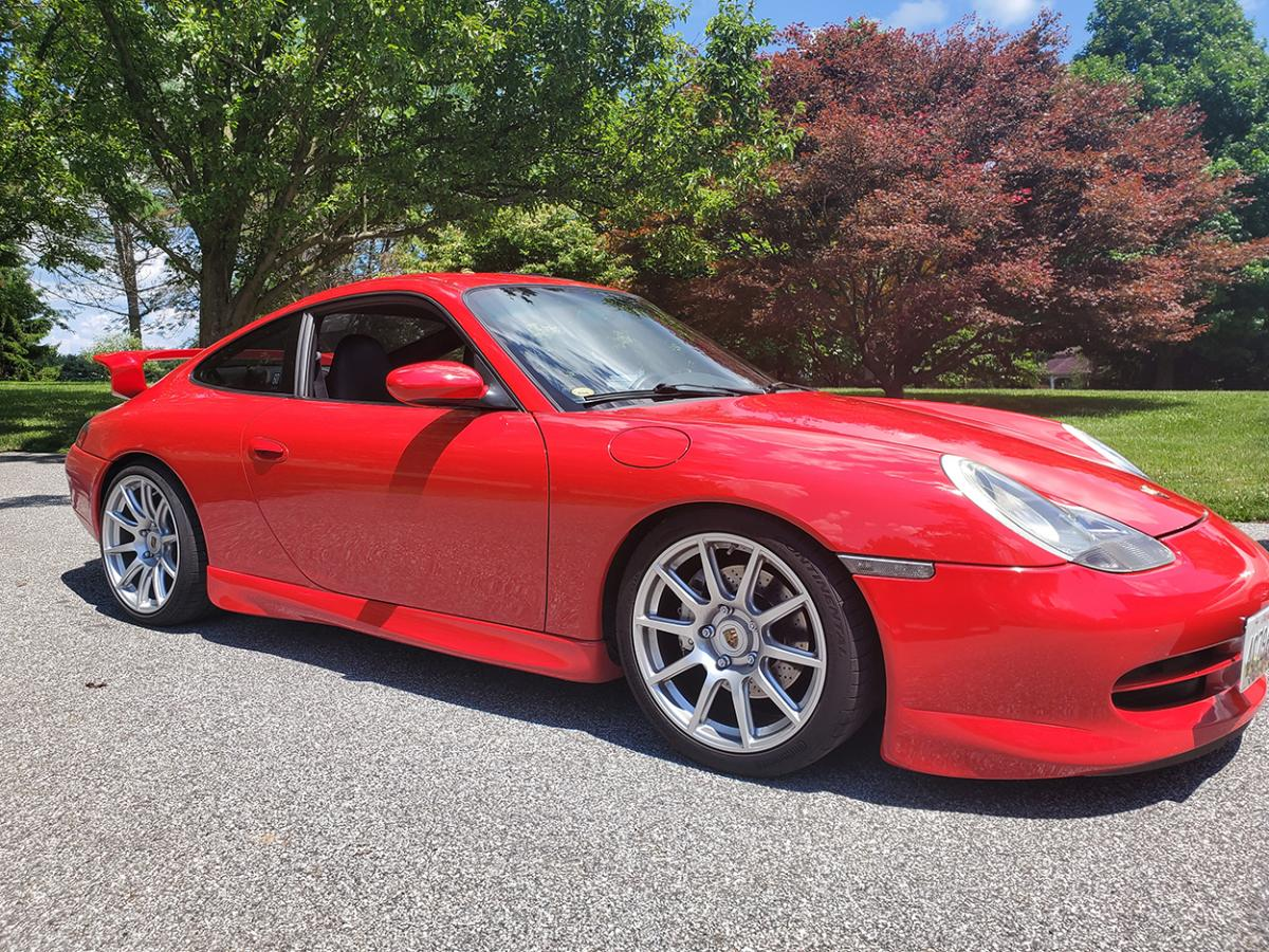 I went to buy a Porsche 911 SC, wound up with a 996 Carrera 4 instead