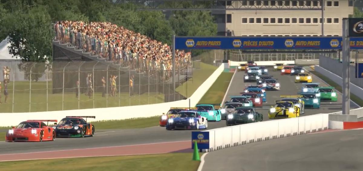 photo of Video: PCA Sim Racing Series goes international this Friday! image