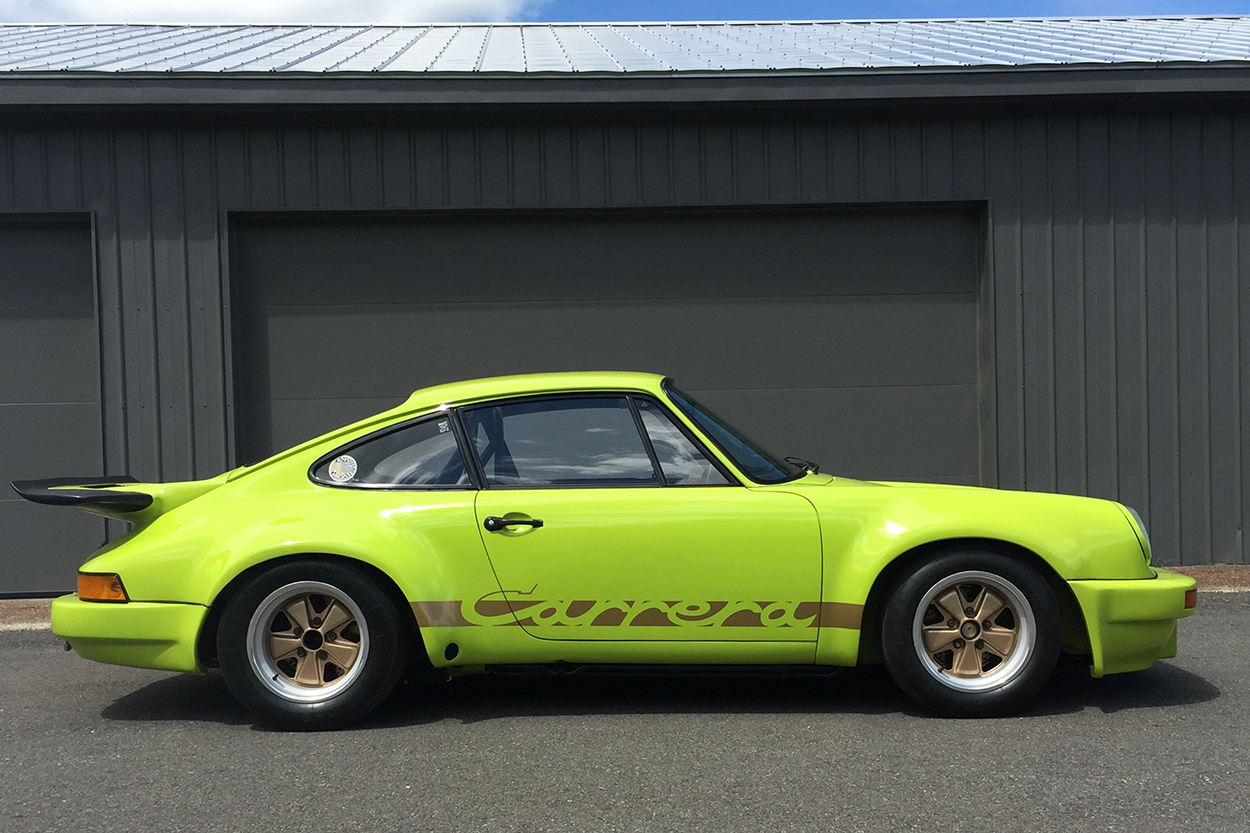 Seven Rare Porsches From The Harris Collection Will Be At