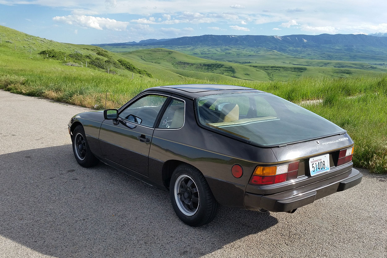 Model Guide: Porsche fun on a budget — the 924 | Porsche Club of