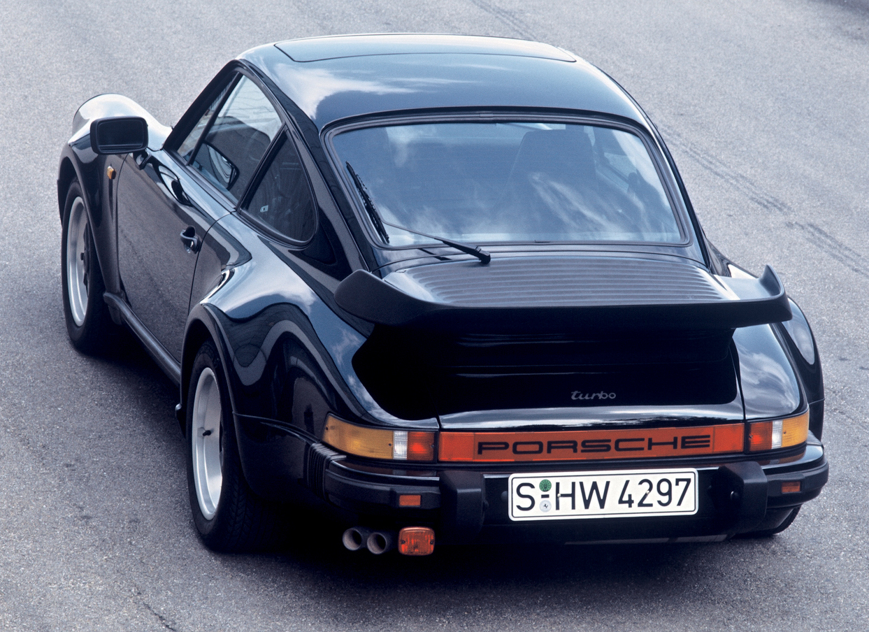 Model Guide Porsche 911 Turbo \u2014 1976,2013