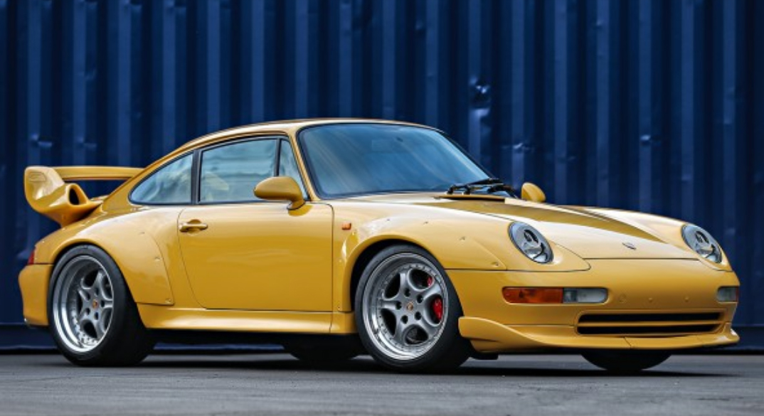 Porsches For Sale >> Five Insanely Desirable Porsches For Sale In Amelia Island